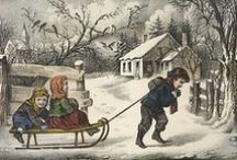"Dickensian Christmas / ""I will honor Christmas in my heart, and try to keep it all the year."" - Charles Dickens 