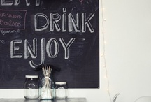 CHALKBOARDS / by the style files