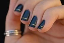 Claws / Dark/gothic/nail art / by Molly Baber