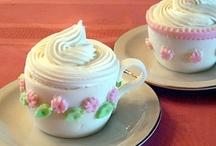 Cake, Cupcake, & Donut Recipes