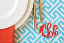 MAD FOR MONOGRAMS!