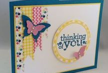 My Stampin' Up! Business / Products you can order from me, samples from others and future class and club inspiration. Hannagould.stampinup.net  / by Hanna Gould