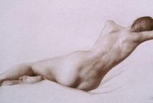 ARTWORK~figure drawing / by Patti Umlauf