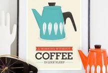 Coffee Bars / by Melanie Bondy
