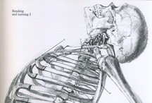 ARTWORK~ reference material anatomy~drawing techinique / by Patti Umlauf