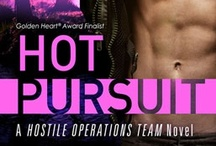 Hot Pursuit (A Hostile Operations Team Novel)(#1)