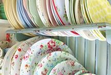 CoTTaGe DiShWaRe / by Vintage Mama