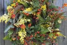WrEATHs / by VinTaGe MaMa