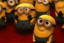 Assemble The Minions!!!! / Keep calm and love minions! / by Leslie Low