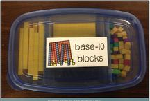 Second Grade Math / Math lesson plan ideas  / by Leslie Low