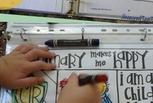 dry erase book / by Millie Motts