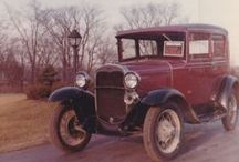 Old Cars & Trucks / ~ Vintage American Vehicles ~