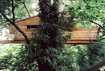 Treehouses I wouldn't mind having in my yard