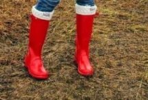 Fashion on the Farm / Fun fashion ideas that we love here at Coombe Mill, from Wellies to Raincoats and everything in between.  / by Coombe Mill Family Farm Holidays