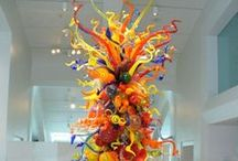 Chihuly - Amazing Glass / ~ The incredibly beautiful glass creations of Dale Chihuly. ~