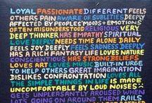 Highly Sensitive People  (HSP) / . . . info & encouragement for us highly sensitive souls . . .