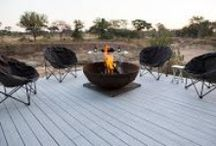 Winter Decks / Some amazing ideas on how to transform your outdoor space into the perfect leisure area in those cold winter months. http://www.eva-tech.com/en/