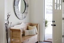 Mudroom Ideas / by Donna Cefole Maillet
