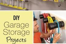 Garage/Basement Projects / by Donna Cefole Maillet
