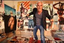 My Studio in Marrakech and Paris / hey / by Thomas Saliot