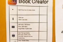 Bookcreator / App, school, learning, kids, skole, barn,