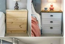 Painted Furniture Ideas / I am always amazed by how a simple can of paint can totally breath new life into a piece of furniture. And who can resist a good before and after? This board provides furniture painting ideas, furniture painting techniques, furniture painting color ideas, wood furniture painting tips and much more... #paintingtips #paintingfurniture #paintingwithatwist #beforeandafter #beforeafter #furnituremakeover #furnituretrends