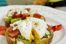 Breakfast / Breakfast recipes I'd like to try - found around the web. / by Heather Blackmon (FITaspire.com)