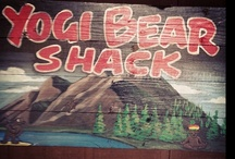 Yogi Bear Shack the Yoga Retreat / Located in the Georgia Mountains. An ideal place for yoga, hiking, climbing, whitewater, SUP & Yoga, wine, whiskey or simply doing nothing! / by Yoga Energy Studio