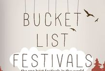 Bucket List / If I should live long, Then perhaps the present days May be dear to me, Just as past time filled with grief Comes quietly back in thought. - Fujiwara no Kiyosuke