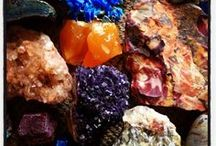 Crystals & Electronic Gem Therapy / Rocks, Crystals and Minerals, Oh My! / by Yoga Energy Studio
