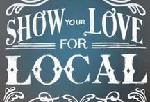 Local Love / We love local - follow this board if you do too! Scott's Marketplace -  it's the place to shop local businesses online.