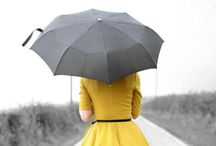 Umbrellas! / by Madeline Crawford
