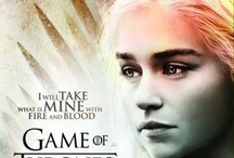 Game of Thrones / by Tori Weinstock