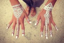 Henna and Tattoos / by Madeline Crawford