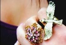 Ring bling / by Leah Olivia Oliveira