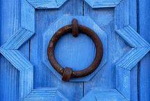 Doors...knock, knock / by Leah Olivia Oliveira