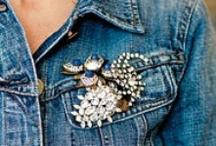 Pins and Brooches / by Leah Olivia Oliveira