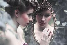 Mirror, Mirror On The Wall... / by Leah Olivia Oliveira