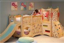 Kids Spaces - Bedrooms, Play Areas, Workspaces / Kids Spaces - Kids Bedrooms, Kids Play Areas, Kids Workspaces / by Teee Geee