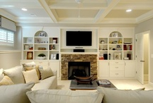 Basement Ideas / by Alicia Xethalis