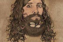 """La Moustache / the lovely """"bigote"""" :D"""