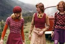 1960s and 1970s / The Fashions of Mod, Flower Power, Disco, and the end of the Golden Age of Hollywood.