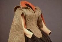 Down through the 1700s / Clothing and tidbits up to the 18th century