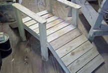 Pallet Projects/PVC Pipe Projects
