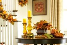 Fall Ideas / Food, Decorating, and other Tips for making the most of Fall (my favorite season!).  / by Heather Blackmon (FITaspire.com)
