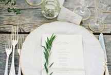 Wedding Tablescapes.