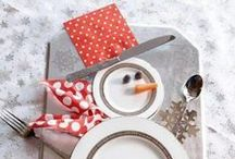 Christmas Ideas / Food, Decorating, and Tips to make the most out of the Christmas holiday. / by Heather Blackmon (FITaspire.com)