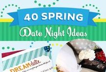 Spring Ideas / Food, Decorating, and other Tips for making the most of Spring.  / by Heather Blackmon (FITaspire.com)