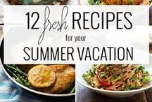 Summer Ideas / Food, Decorating, and other Tips for making the most of the Summer! / by Heather Blackmon (FITaspire.com)