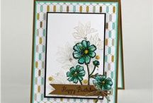 Stampin' Up! - 2014 - 2015 New Catalog Items / by Sandi MacIver  - Stampin Up - Stamping with Sandi